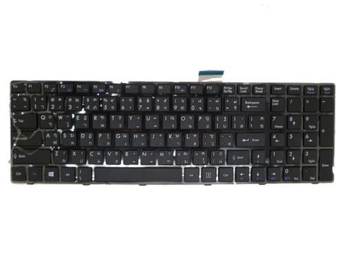 Laptop Keyboard For MSI CR620 CR630 CR650 CR720 A6100 A6200 A6203 A6205 A6300 A6235-CI3703W7P A6500 A7200 Thailand TI New