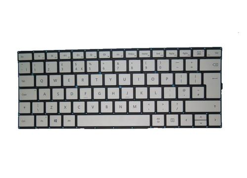 Dock Keyboard For Microsoft Surface Book 2 13.5'' 1832 1834 1835 Silver United Kingdom UK