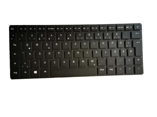 Laptop Keyboard For RAZER Blade RZ09-0281 RZ09-0281x RZ09-02810G71 RZ09-02812G52-R3G1 RZ09-02812G71-R3G1 German GR Black Without Frame