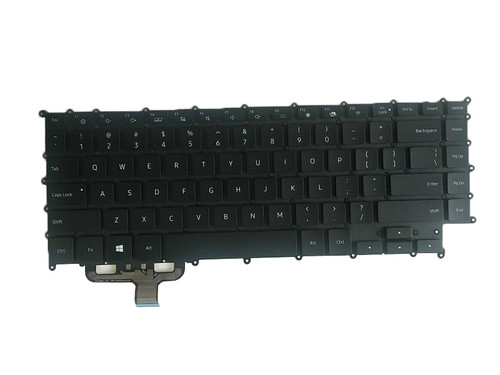 Laptop Keyboard For Samsung NP950SBE  950SBE English US BA59-04358A With Backlit Black New