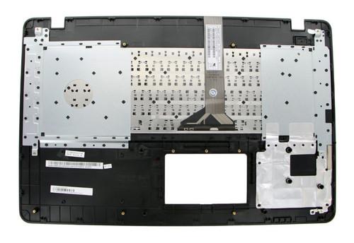 Laptop PalmRest&keyboard For ASUS X751LA X751LAB X751LAV X751LD X751LDB X751LDV X751NA X751SA 90NB04I3-R31SK0 Black C shell with Black Slovakian SK keyboard