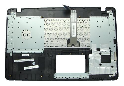 Laptop PalmRest&keyboard For ASUS X751MJ X751YI X751LJ X751LJC K751MJ K751YI K751LJ 90NB0821-R31WB0 Black C shell with Black Slovenian SL keyboard