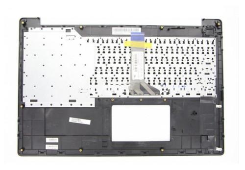 Laptop PalmRest&keyboard For ASUS X553MA A553MA F553MA K553MA D553MA P553MA R515MA P2530MA X503MA 90NB04X3-R31AR0 purple Top case With Black Arabia AR keyboard