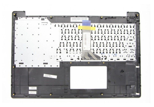 Laptop PalmRest&keyboard For ASUS X553MA A553MA F553MA K553MA D553MA P553MA R515MA P2530MA X503MA 90NB04X3-R31WB0 purple Top case With Black Slovenian SL keyboard