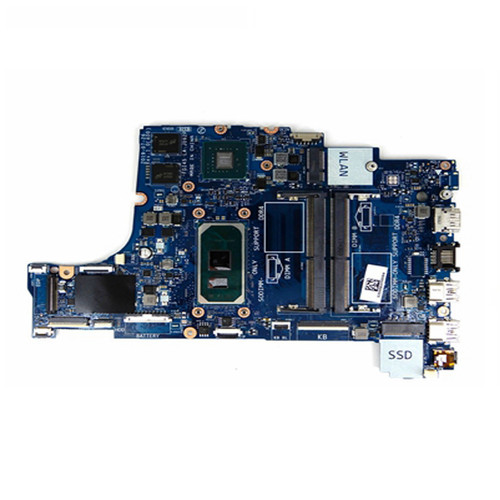 Laptop Motherboard For DELL Inspirion 3593 FDI55 LA-J081P CPU i7-1065G7 new