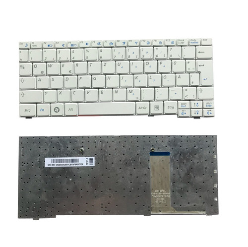 Laptop Keyboard For Samsung X170 X118 X120 P230 P230E Q230 Germany GR White New