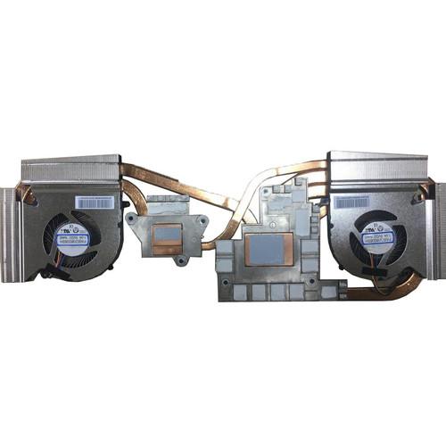 Laptop CPU GPU FAN&Heatsink For MSI GE66 GP66 GL66 PABD08008SH N440 N441 E330800930MC200K E330401690MC200K 1.0A 5VDC New