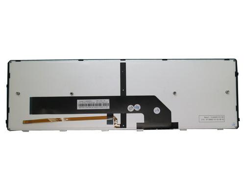 Laptop Colourful Backlit Keyboard For Gigabyte P57K P57W P57W V6 P57W V6-PC3D P57W V7 P57X V6 P57X V6-PC3D P57X V6-PC4D P57X V7 Greece GK With Black Frame