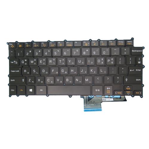 Laptop KR Keyboard For LG 14Z90N AEW74049851 18B8A-US Black Korean KR NO Frame