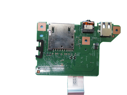 Laptop IO Board For Lenovo M4400S 90003758 48.4LP07.011 50.4YG04.011 With Cable New