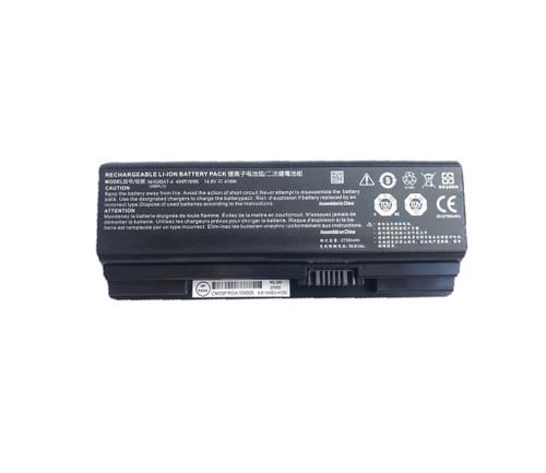 """Laptop Battery For Nexoc G1743 17.3"""" 2750mAh 49 Wh 14.4 V 4 Zellen"""