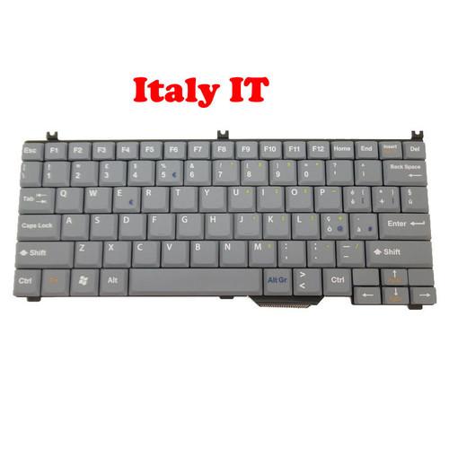New Keyboard For SIEMENS For ACUSON NX2 NX2 ELITE NX3 Italy IT Grey
