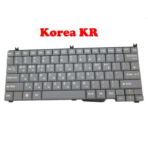 New Keyboard For SIEMENS For ACUSON NX2 NX2 ELITE NX3 Korea KR Grey