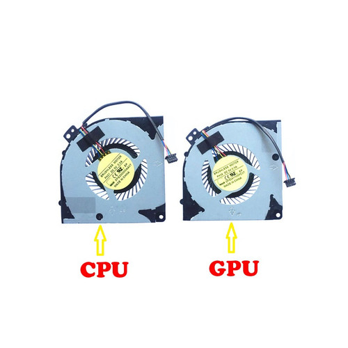 Laptop CPU GPU FAN For Gigabyte AORUS X5 X7 X7 X7 V2 X7 V6 V7 X9 DT New
