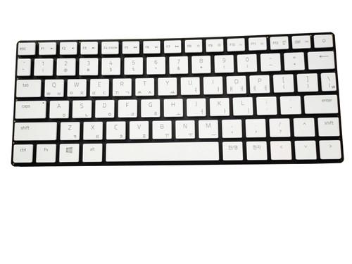 Laptop Keyboard For RAZER Blade 13.3 RZ09-0310 RZ09-03100EM1-R3U1 Korean KR White Without Frame