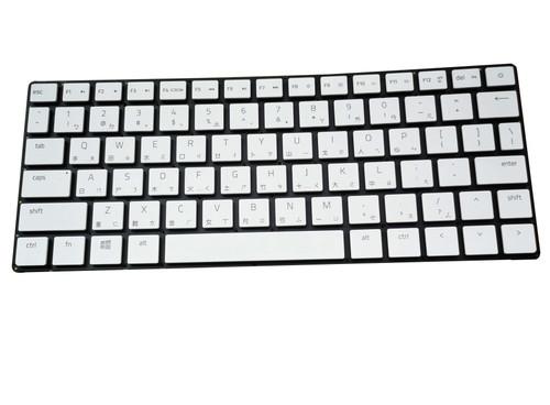 Laptop Keyboard For RAZER Blade 13.3 RZ09-0310 RZ09-03100EM1-R3U1 Traditional Chinese TW White Without Frame