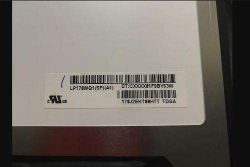Laptop 2K 30PIN LCD Display Screen For LG 17Z90N 17Z90N-V.AA74J AA77G 17Z90N-V.AA78B 17Z90N-V.AH75A1 AH75A2 AH75A5 17Z90N-V.AH78B 17Z90N-V.AH78B4 17Z90N-V.AP77G