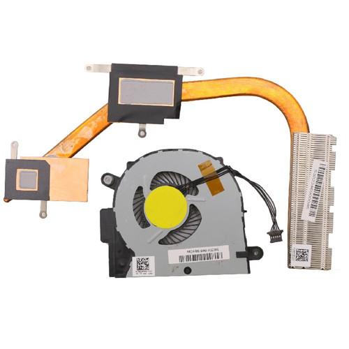 Laptop CPU FAN&Heatsink For Lenovo 500-15ISK 500-14ISK Z51-70 Z41-70 5H40J23741 DFS561405PL0T Thermal Module DIS 25W New