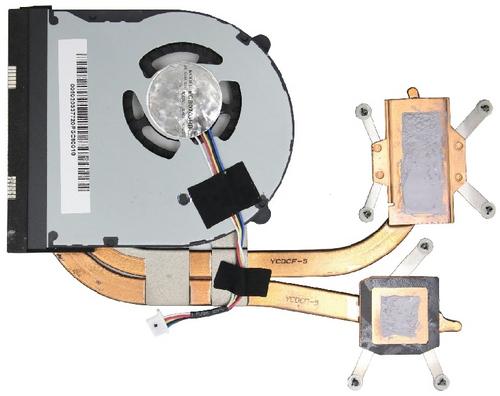 Laptop CPU FAN&Heatsink For Lenovo K4450 90203377 KSB0705HB 60.4LD02.001 LK491s Thermal Module New