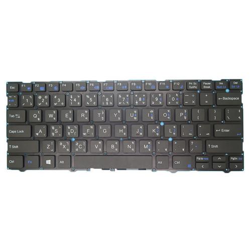 Laptop NO Backlit Keyboard For CLEVO L140CU L141CU L140MU L141MU Bengali MU NO Frame