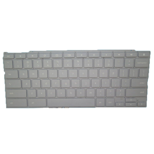 Laptop Grey Keyboard For AE0CEU00010 English US NO Frame