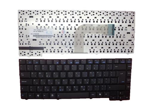 Laptop Keyboard For ASUS PRO50C PRO50GL PRO50N PRO50R PRO50RL PRO50SL PRO50SR PRO50V PRO50VL PRO50Z Black GK Greek