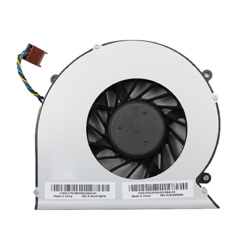 Laptop CPU Cooling Fan For Lenovo ThinkCentre M73z E73z M83z All-in-One 03T9879 New