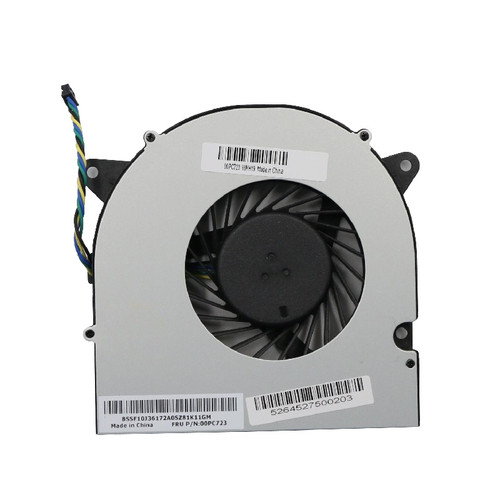 Laptop CPU Cooling Fan For Lenovo Ideacentre AIO 300-23ACL 300-22ISU 300-23ISU 910-27ISH 300-22ACL S400z S500z S405z All-in-One 00PC723 New