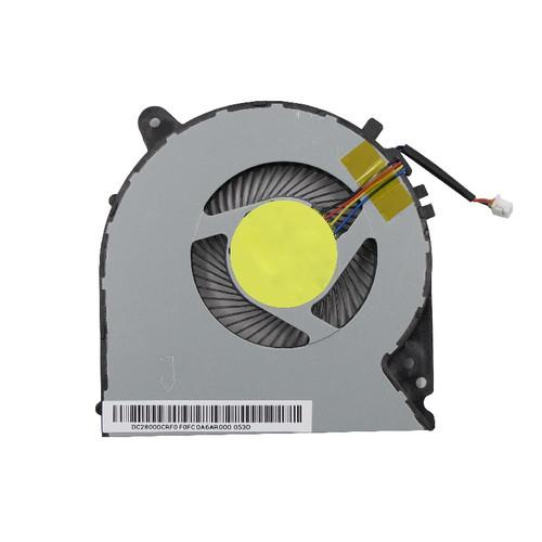 Laptop Right Fan For Lenovo Ideapad Y700 Y700-15 Y700-15ISK Y700-15ACZ 5F10K25525 DC28000CRF0 New