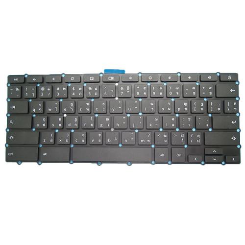 Laptop Keyboard For CTL Educational Chromebook NL6 11.6' Thailand TI Black NO Frame