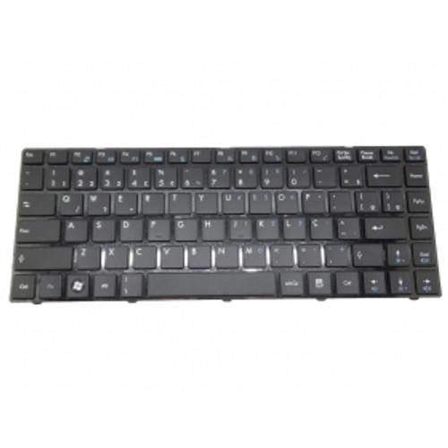 Laptop CR420 Keyboard For MSI CR41 CR41 0M CR410 CR41-i587 CX41 CX41 1AC X350 X360 X370 X460 GE40 GE40 2OC GE40 2OL GE40 2PC R70 A4800 A4805 CR480 S30 S30 0M Brazil BR Black Frame