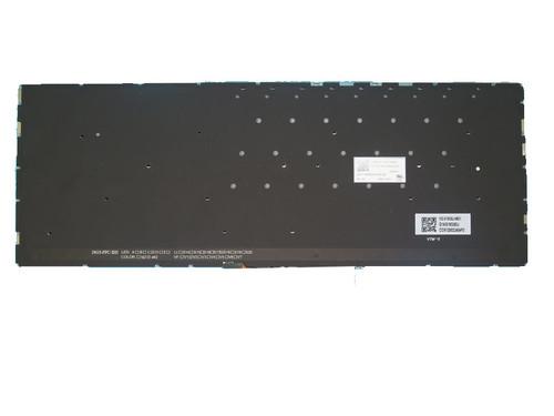 Laptop Keyboard For ASUS R438DA R438EA R438FA R438IA Without Frame Black United Kingdom UK With Backlit