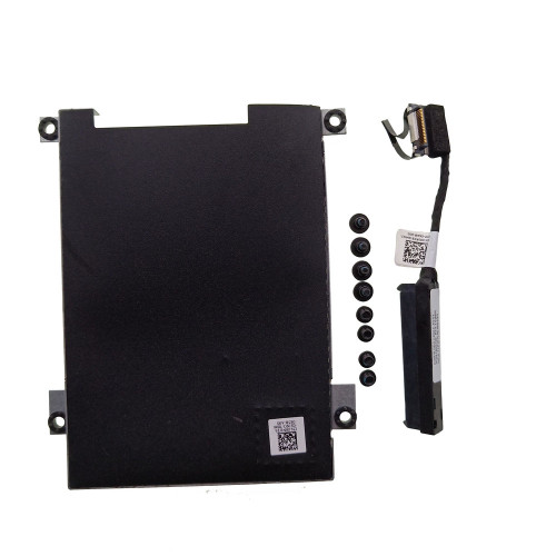 Laptop HDD Hard Drive Connector Cable+HDD Bracket Caddy For DELL Latitude 5480 5488 5490 080RK8 80RK8 00NDT6 0NDT6 new