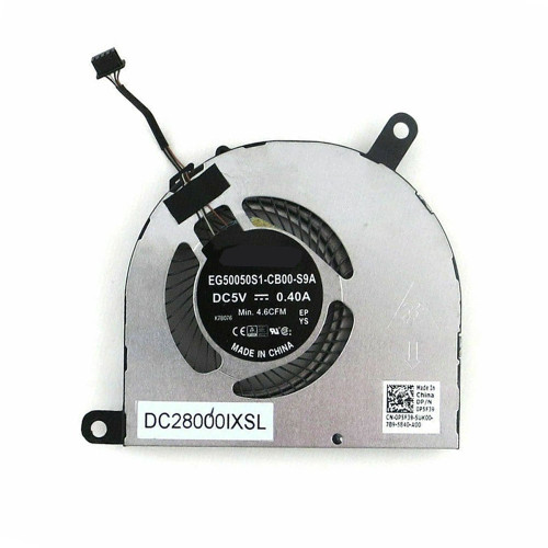 Laptop CPU Cooling Fan For DELL Latitude 5480 5488 EG50050S1-CB00-S9A DC28000IXSL 0P5F39 P5F39 DC5V 0.4A new