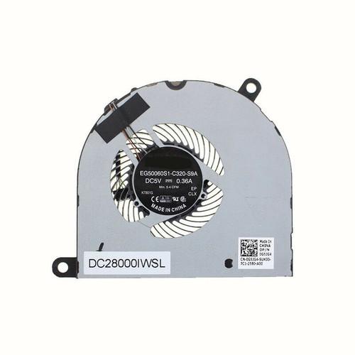 Laptop CPU Cooling Fan For DELL Latitude 5480 5488 EG50060S1-C320-S9A 0G5JG4 G5JG4 DC28000IWSL DC5V 0.36A new