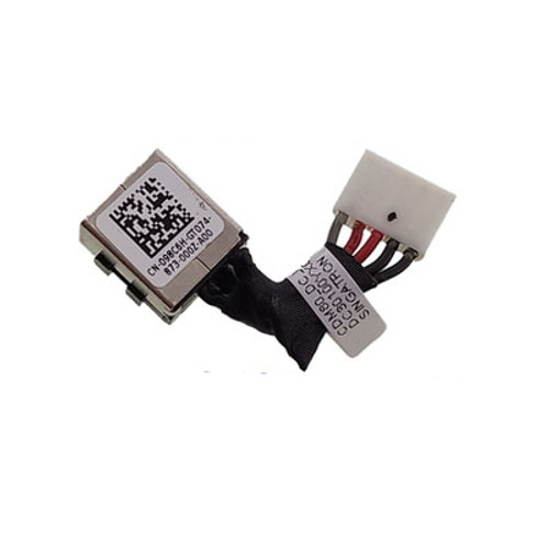 Laptop DC Power Jack Cable For DELL Latitude 5580 E5580 Precision 3520 098C6H 98C6H DC30100ZB00 new