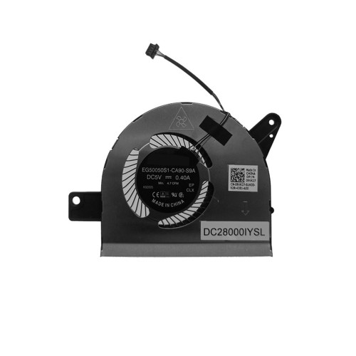 Laptop CPU Cooling Fan For DELL Latitude 5580 E5580 Precision 3520 09VK27 9VK27 EG50050S1-CA90-S9A DC28000IYFL DC5V 0.4A new