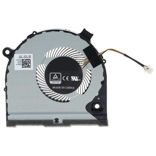 Laptop CPU Cooling Fan For DELL G3 3579 3779 0TJHF2 TJHF2 DFS481105F20T FKB6 DC28000KUF0 DC5V 0.5A new