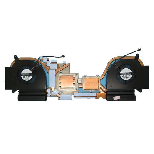 Laptop CPU GPU FAN&Heatsink For Gigabyte For AERO 17 17.3 OLED XA XB RP SA RP77 RP77XA RP75 RP75W RP75XA RP75XB 27430-75XB0-K00S