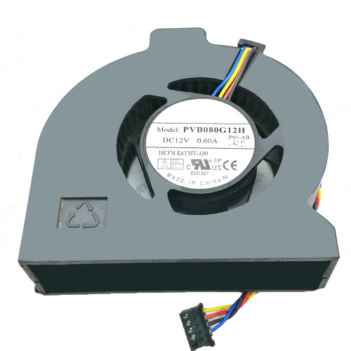 Server Fan For Foxconn PVB080G12H PVB080G12H-P01-AB DC12V 0.6A 18CFM K6YMY-A00 new