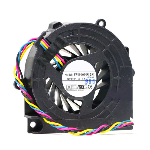 Server Fan For Foxconn PVB060D12M PVB060D12M-P04-AE EC12V 0.15A new