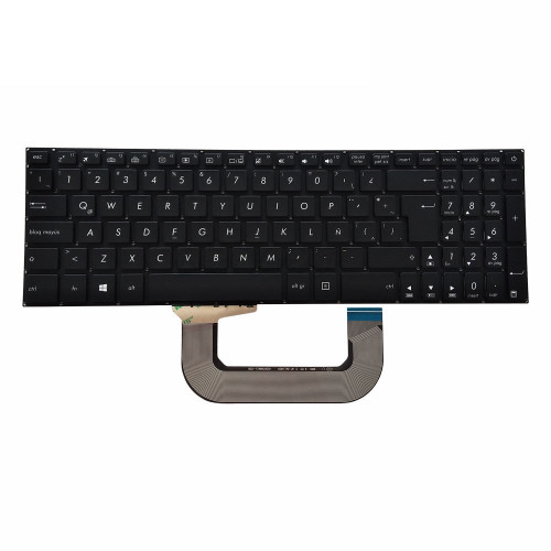 Laptop Keyboard For ASUS A705MA A705UA With Backlit Latin America LA Black