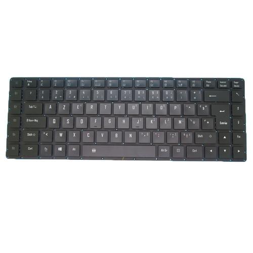 Laptop Translucent Keyboard For Gigabyte AERO 14 French FR NO Frame