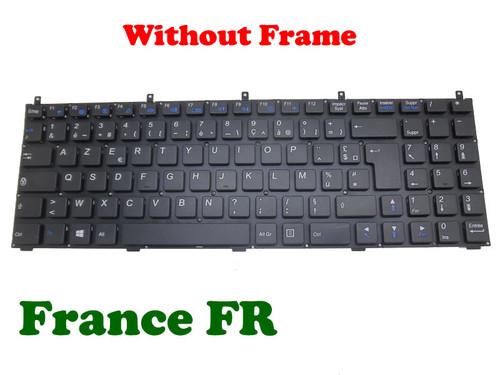 Laptop Keyboard For CLEVO B5100M B5120 B5121 B5123 B5125 B5130M B7110 B7130 C5100Q-C C5105-C C5500Q-C C5505-C E5120Q-C 5125-C E5128Q-C E7130 French FR