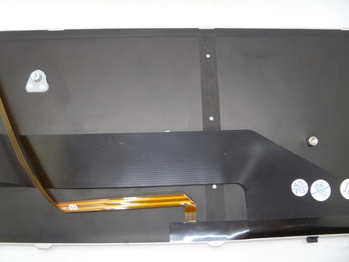 Laptop Keyboard For Gigabyte P25W V111465ES1 2Z703-KR552-S11S Korea KR With Black Frame And Backlit