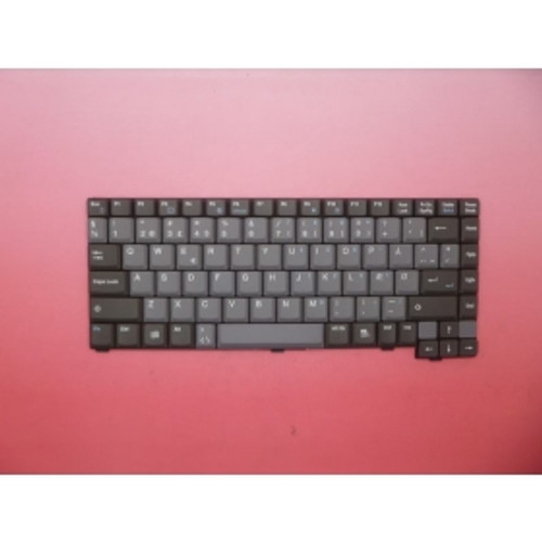 Laptop Keyboard For Chicony C3200 C3100 C210 Black DM Danish 80-22000-034-1 MP-99153DK-430-2