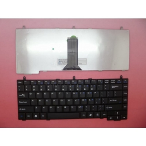 Laptop Keyboard For Chicony V400 MSI EX601 S430 Black US United States S11-00US060-C54 MP-03083US-3591
