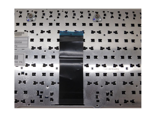 Laptop Keyboard For CLEVO W243 MP-10F88PA-430W Brazil BR Without Frame