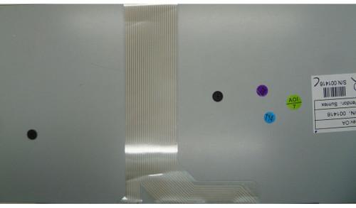 Laptop Keyboard For Clevo P170EM P150EM DM Danish 6-80-P2700-030-3 V132150AK1 DM Black With Backlit & Frame