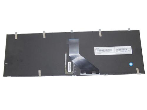Laptop Keyboard For CLEVO W370ET MP-13H86D0J430 6-80-W6700-071-1 6-80-W6700-072-1 German GR With Black Frame And Backlit